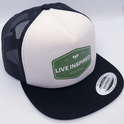 LIVE INSPIRED TRUCKER HAT