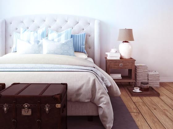 Bedroom shoot workshop recap