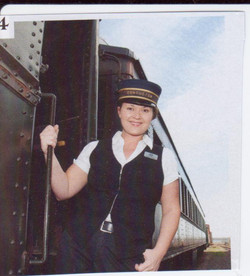 Conductor on Coach 29