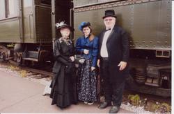 President Grant & Family on LS&M 140