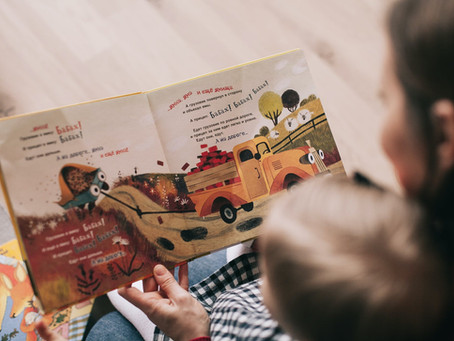 6 livros incríveis para crianças e famílias