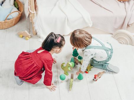 Como ensinar seu filho a compartilhar objetos?