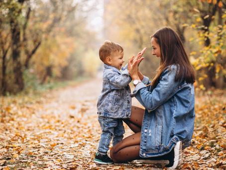 Por que agachar na hora da conversa com seu filho?