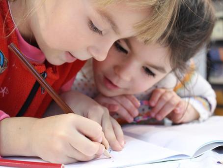O caminho da Educação Infantil