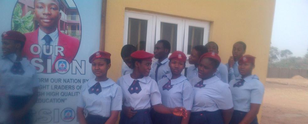 MCI at Deeper life High School, Nigeria