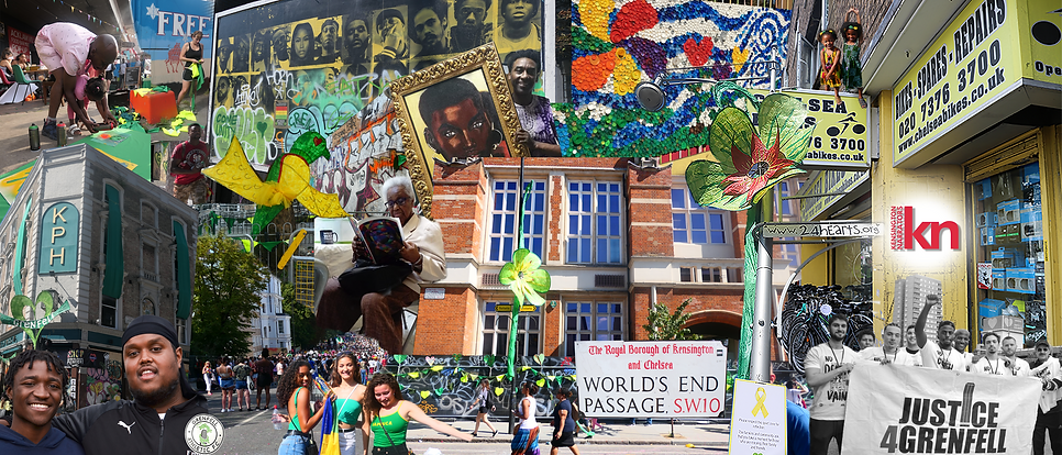 RBKC Collage 2020