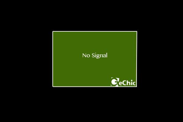 gechic no signal
