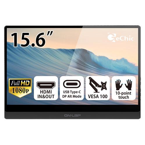 "GeChic M505T 15.6"" 1080p Portable Touchscreen Monitor"