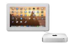 Light Weight Monitor for Mac Mini