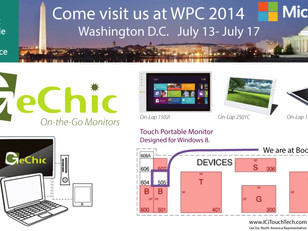Come visit us at Worldwide Partner Conference 2014 in Washington D.C