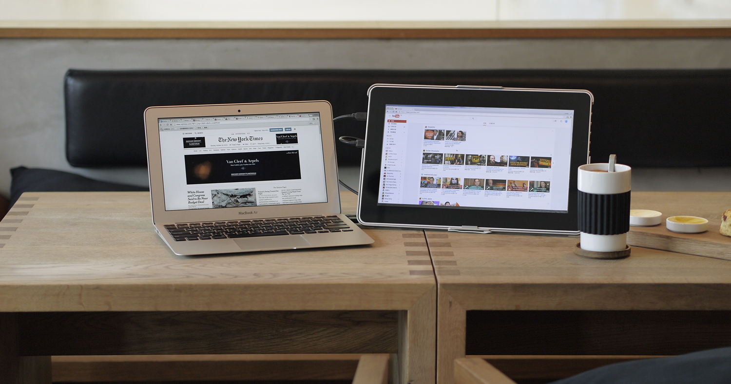 1303i with MacBook Air