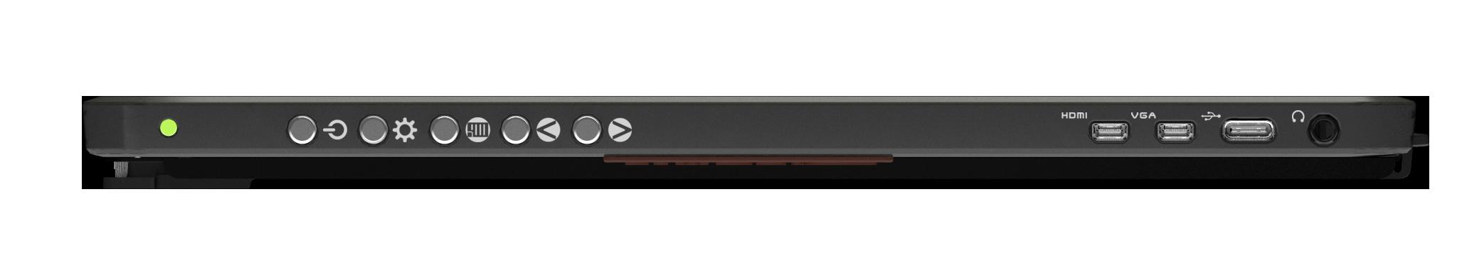 1503E-IO Buttons