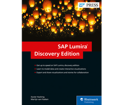 Cool: new comprehensive guide for SAP Lumira 2 Discovery launched