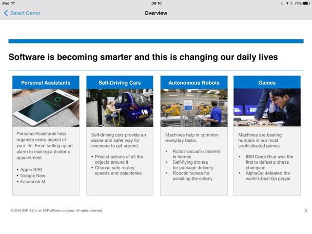 Intelligent Enterprise SAP