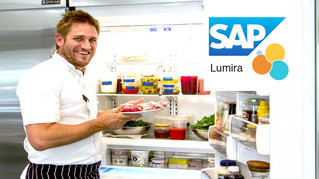 What Curtis Stone and Lumira 2.0 have in common ......... let's cook with Beef Wagyu