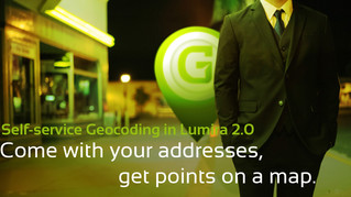 "Pushing Lumira 2.0 GEO performance to the limit using Galigeo - ""GEO cook"" analytics"