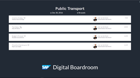 Part II - Public Transport - how to get insights on repairs, maintenance, delays and vendors with th