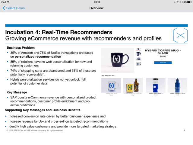 Real-Time Recommendations