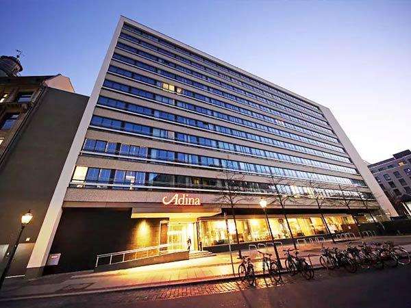 Apartmenthotel Adina, Leipzig