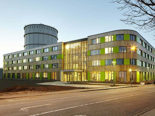 Neubau Stadtwerke, Lübeck