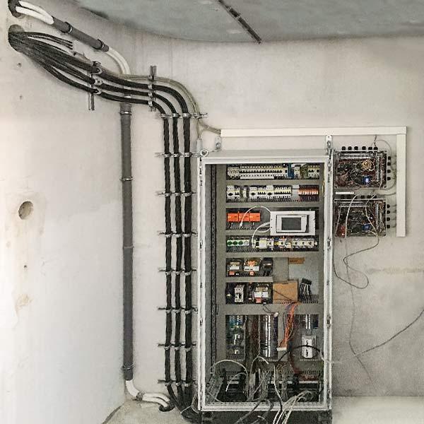 Installation und Verdrahtung: Aufbau, Anschluss und Inbetriebnahme eines Schaltschranks