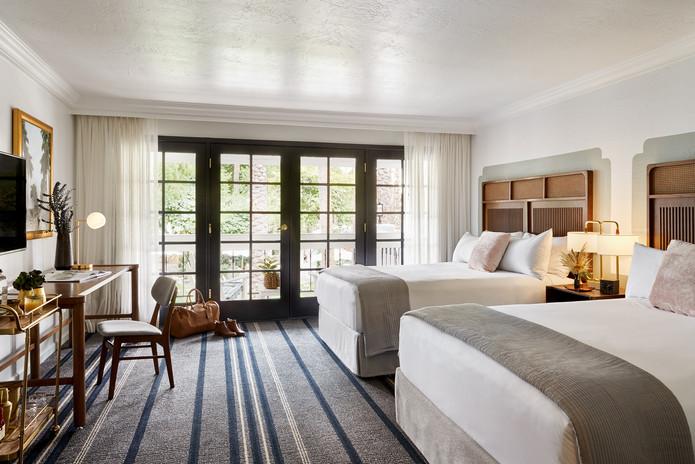 The Scott - Queen Size Beds