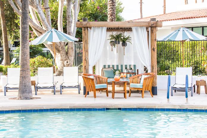 The Scott - Poolside Cabana