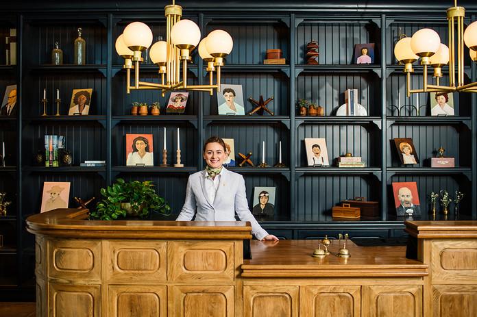 The Scott - Front Desk and Concierge
