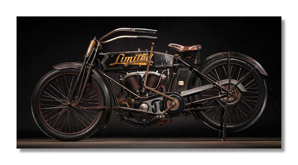 "48""x 24"" Limited Edition Aluminum Print ""1914 Feilbach Limited"