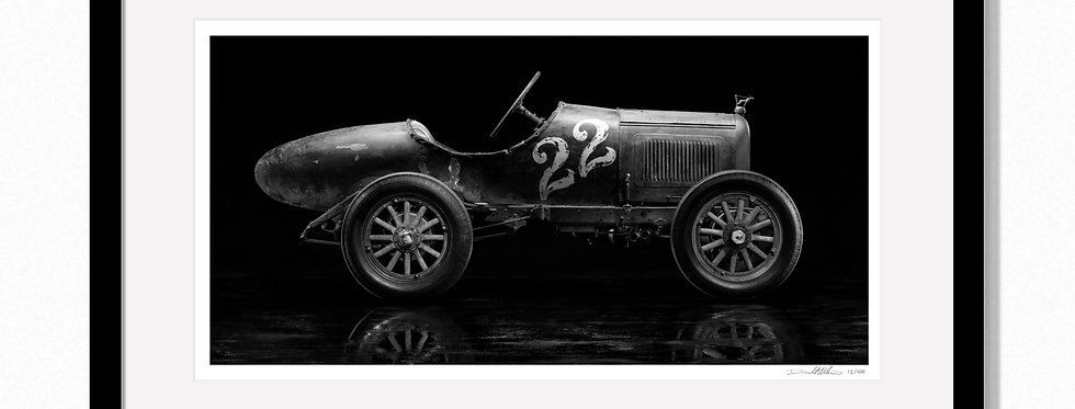 """1926 Whippet. Large 44'x 24"""" Limited edition print."""