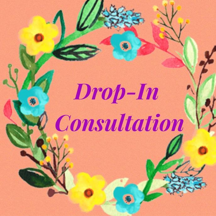 Drop In Consultations