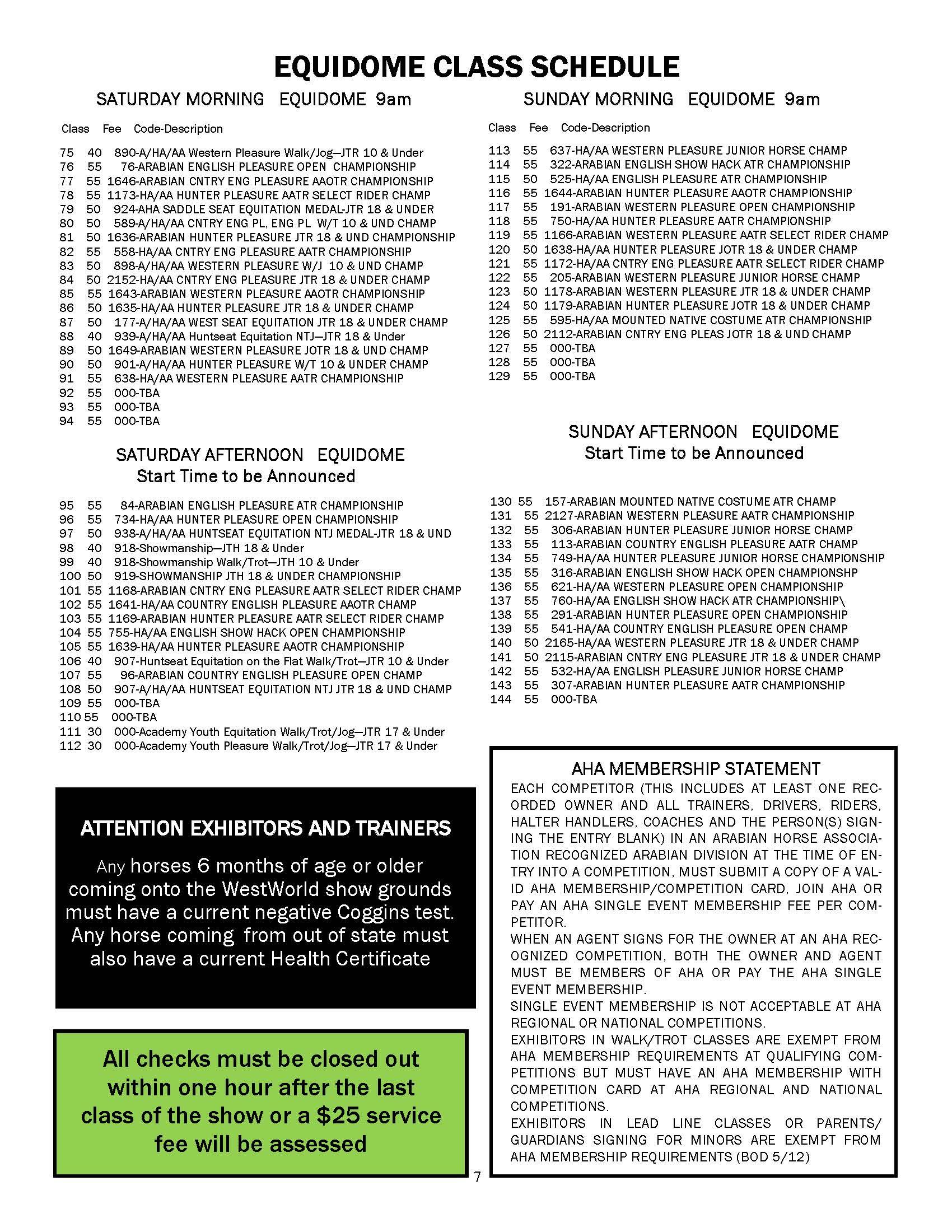 DESERT CLASSIC 2020 PREMIUM 10