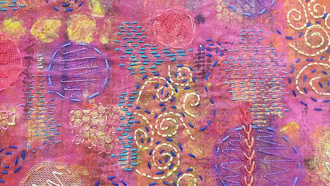 Textiles Art - 5 Week Courses