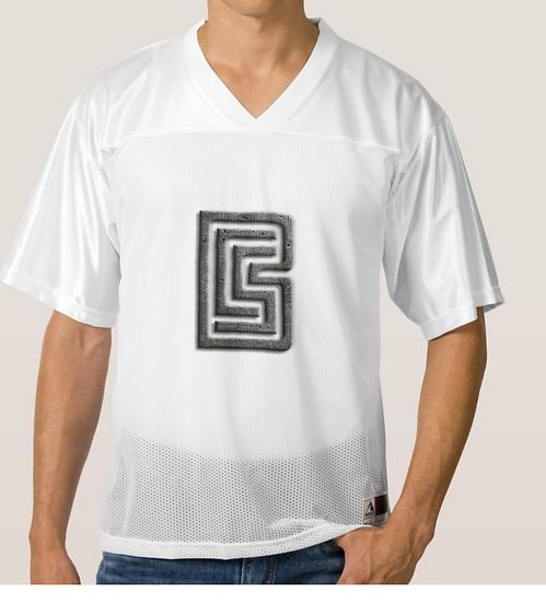 BCS Logo Football Jersey