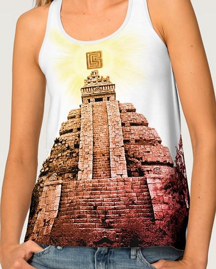 Women's Pyramid Tank Top