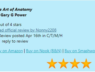4 Star Review from the Online Bookclub!