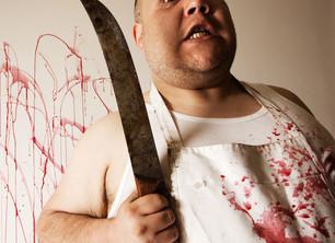 The Butcher gets published