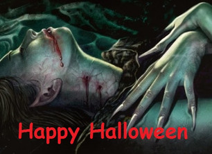 It's that ghoulish time of year...