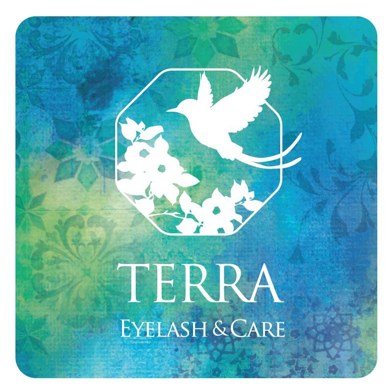 TERRA eyelash&care名刺