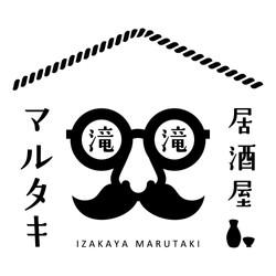 居酒屋マルタキ ロゴ