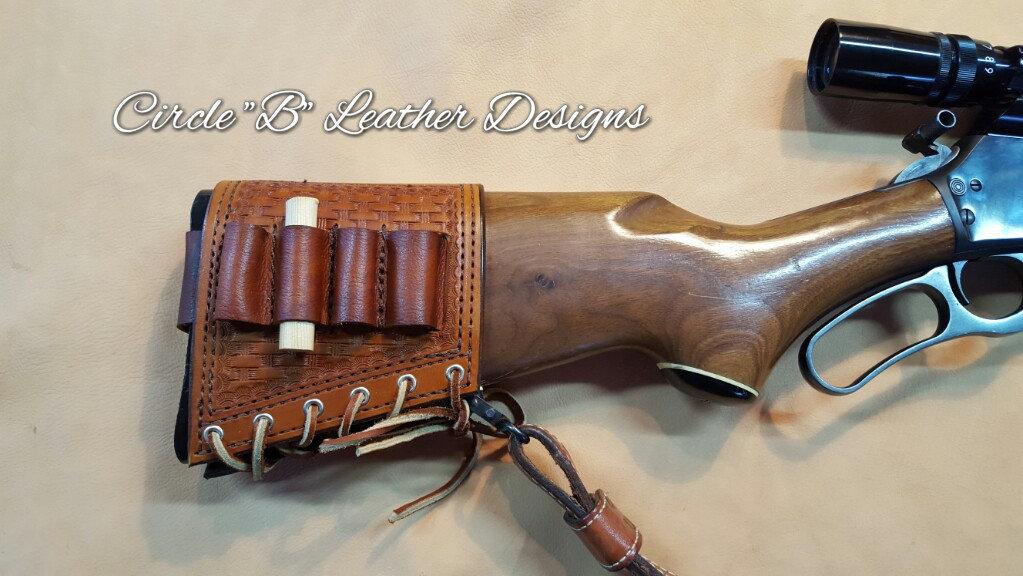 Rifle and Shotgun Stock Sleeve