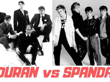 2 giugno - DURAN DURAN vs SPANDAU BALLET