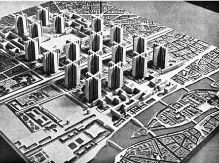 ville radieuse y modernismo contemporaneo en aguascalientes