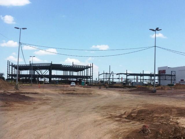 Ampliación centro comercial Altaria