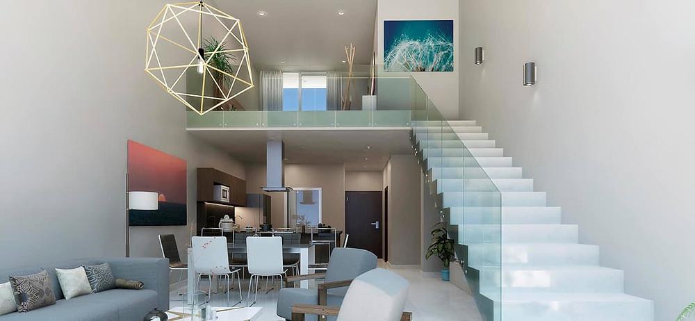 Lofts de lujo aguascalientes