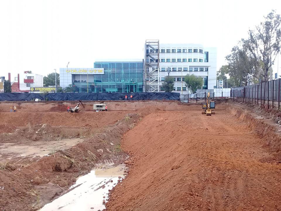 Construcción de edificios en Aguascalientes
