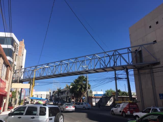 puente entre torres aguascalientes