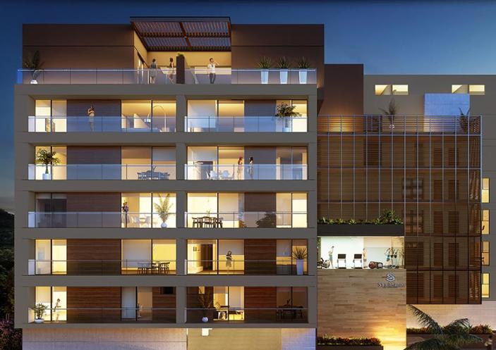 San Telmo Sky Residence tendrá 7 niveles