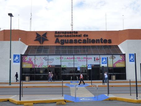 Aeropuerto de Aguascalientes: nuestra puerta al mundo