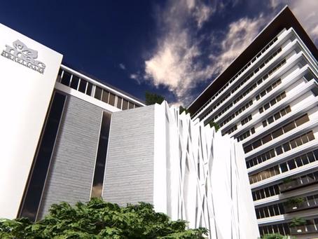 Hospital MAC Aguascalientes Norte: apostando vertical